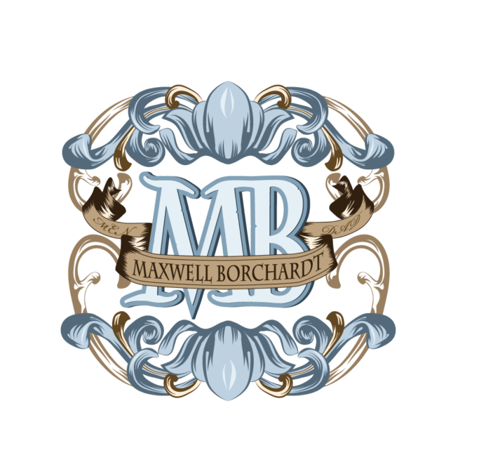 Professional Tattoo Artist Maxwell Borchardt Logo