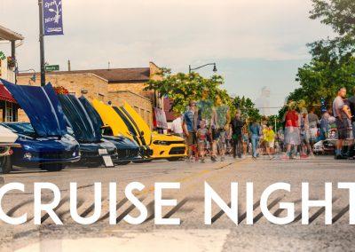Wauconda Cruise Night