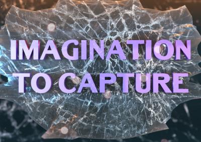 Ice Fragment 3D CGI