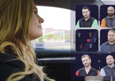 Waiver Car App
