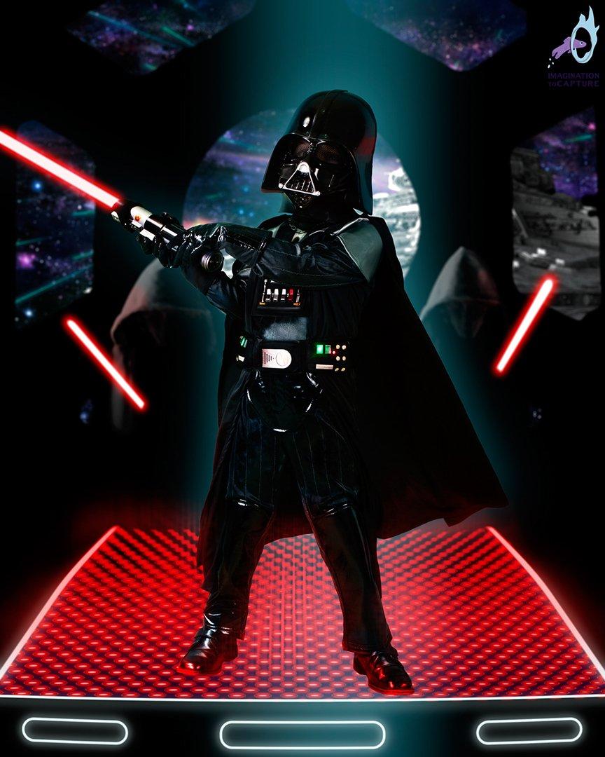 Little Vader
