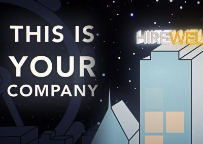 Human Resources – Recruiting Animated Explainer Video